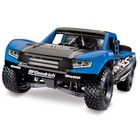 Traxxas Corp . TRA Traxxas Unlimited Desert Racer (UDR) with lights - Blue