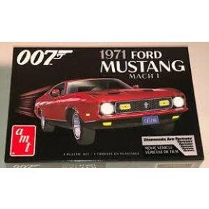 AMT\ERTL\Racing Champions.AMT 1/25 Ford Mustang Mach 1 James Bond