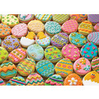 Cobble Hill . CBH Easter Cookies Family Puzzle 350pc Food Calgary