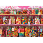 Cobble Hill . CBH Candy Counter 350pc Puzzle Hobby Calgary