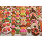 Cobble Hill . CBH Sweet Treats 350pc Puzzle Cookies Calgary