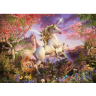 Cobble Hill . CBH Realm Of The Unicorn 350 pc Puzzle