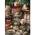 Cobble Hill . CBH We're All Mad Here Puzzle 1000pc