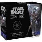 Lion Rampant Games . LRG Star Wars Legion: Bx-Series Droid Commandos Unit Expansion