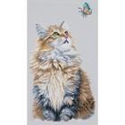 LanArte . LAN Forest Cat - Diamond Art Nature Animals Calgary