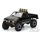 Pro Line Racing . PRO PRO-LINE 1985 TOYOTA HILUX SR5 CLEAR BODY FOR 313mm wheelbase