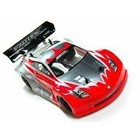 Exotek . EXT GT-Z Clear Body Set, for Mini M-Chassie