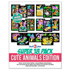 Stuff To Color . SFC Super 18 Pack Cute Animals Edition