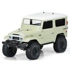 "Pro Line Racing . PRO Pro-Line 1965 Toyota Land Cruiser FJ40 Clear Body for 12.8"" Wheelbase TRX-4"