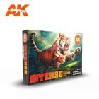 AK INTERACTIVE . AKI AK Interactive 3G Intense Color Set