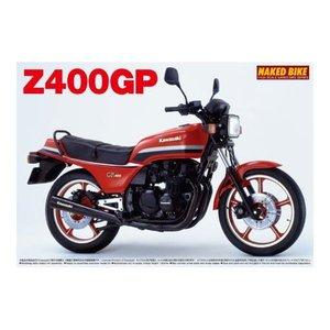 Aoshima . AOS 1/12 Kawasaki Z400GP