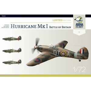 Arma Hobby . ARH 1/72 Hurricane Mk1 Battle Of Britain Limited Edtion