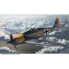 """Hasegawa . HSG 1/48 Focke-Wulf Fw190A-4 """"GRAF"""" w/ Figure"""