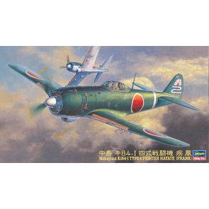 Hasegawa . HSG 1/48 Type4 Frank (Hayate)