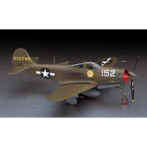 Hasegawa . HSG 1/48 P-39Q/N Airacobra JT93