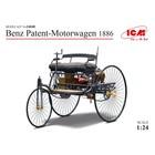Icm . ICM 1/24 Benz Patent-Motorwagen 1886