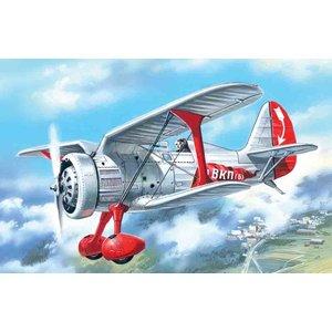 Icm . ICM 1/72 I-15 Soviet Biplane Fighter