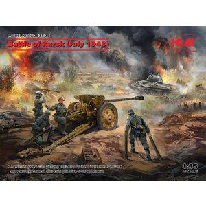 Icm . ICM 1/35 Battle of Kursk (July 1943) Set
