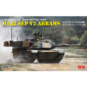 Rye Field Model . RFM 1/35 MIA2 SEP V2 Abrams