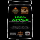 Lumber Jack Pellets . LUM (DISC) - Lumber Jack Apple Blend Pellets - 2lb