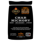 Lumber Jack Pellets . LUM Lumber Jack Char Hickory Blend Pellets - 2lb
