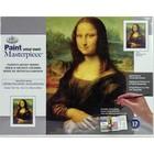 Royal (art supplies) . ROY Mona Lisa - Paint By Number Art History Calgary