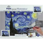 Royal (art supplies) . ROY A Starry Night - Paint By Number Art Painting Calgary