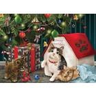 Happy Pawlidays (Family) 350pc Puzzle Animals Christmas Calgary