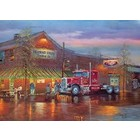 Cobble Hill . CBH Big Red 1000pc Puzzle