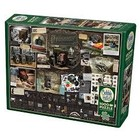 Cobble Hill . CBH History Of Photography 1000pc Puzzle