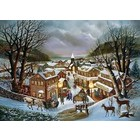 Cobble Hill . CBH I Remember Christmas 1000pc Puzzle