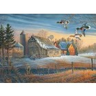 Cobble Hill . CBH Farmstead Flyby 500pc Puzzle