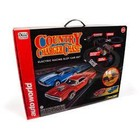Round 2 . RDZ Auto World 14' County Charger Chase Slot Race Set 1967 Shelby GT500 1970 Dodge Charger R/T