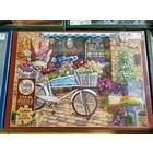 Cobble Hill . CBH Pedals 'N' Petals 275 pc Puzzle