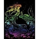 Royal (art supplies) . ROY Engrave Art Rainbow Mermaid Nature Fantasy Animals Calgary