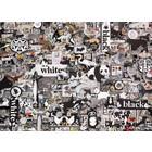 Cobble Hill . CBH Black & White: Animals 1000PC PUZZLE