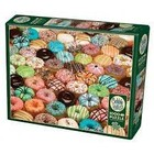 Cobble Hill . CBH Doughnuts 1000 pc Puzzle Sweet Calgary