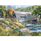 Cobble Hill . CBH Covered Bridge 275pc Puzzle