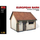 Miniart . MNA 1/35 European Barn