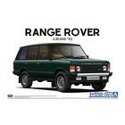 Aoshima . AOS 1/24 Land Rover LH36D Range Rover Classic 1992