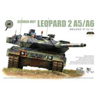 Border Model . BDM 1/72 LEOPARD 2 A5/A6 Tank