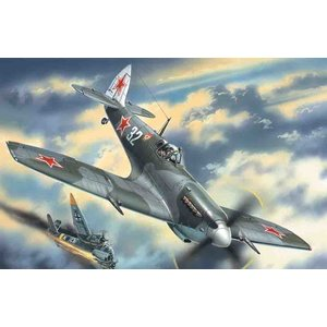 Icm . ICM 1/48 Spitfire LF.IXE, WWII Soviet Air Force Fighter