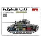 Rye Field Model . RFM 1/35 Panzer 3 w/ Full Interior
