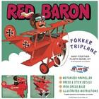Atlantis Models . AAN Red Baron Fokker Triplane