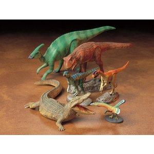 Tamiya America Inc. . TAM 1/35 Mesozoic Creatures