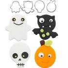 CK Products . CKP Cutie Cupcake Halloween Set/4