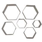 Atico . ATC Cutter Set - Hexagon