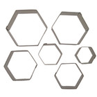 CK Products . CKP Cutter Set - Hexagon