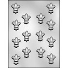 CK Products . CKP Fleur De Lis Chocolate Mold 1-1/2""