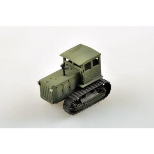 Model Rectifier Corp . MRC 1/72 Russian ChTZ S-65 Tractor with Cab